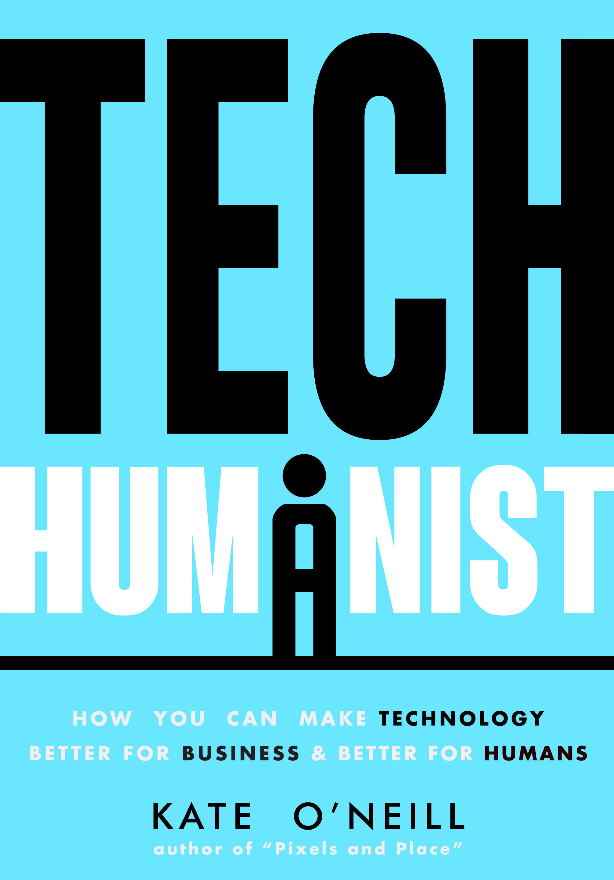 Tech Humanist front cover